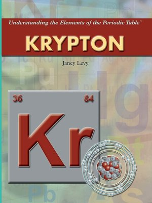 cover image of Krypton