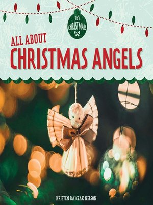 cover image of All About Christmas Angels