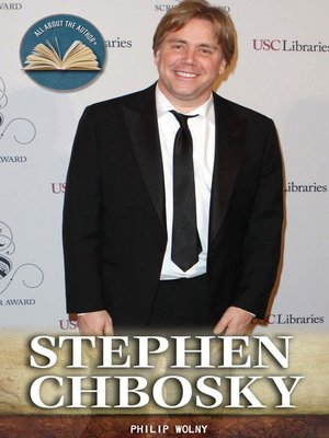 cover image of Stephen Chbosky