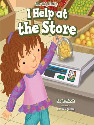 cover image of I Help at the Store
