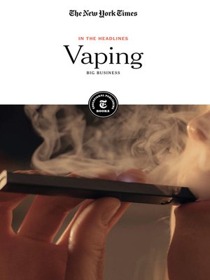 cover image of Vaping