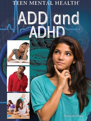 cover image of ADD and ADHD