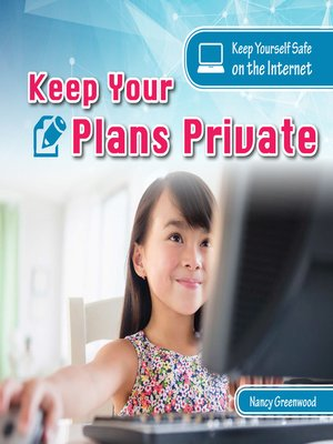 cover image of Keep Your Plans Private