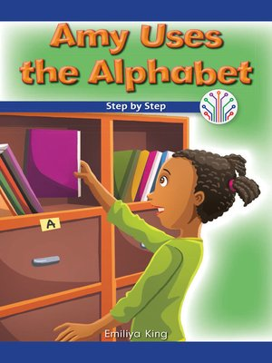 cover image of Amy Uses the Alphabet