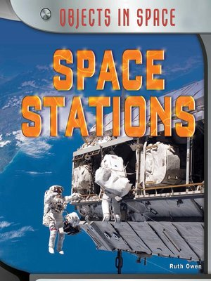 cover image of Space Stations