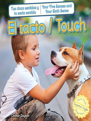 cover image of El tacto / Touch