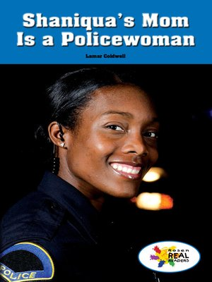cover image of Shaniqua's Mom Is a Policewoman