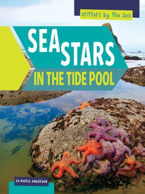 cover image of Sea Stars in the Tide Pool