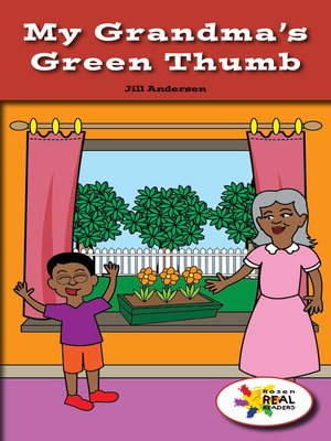 cover image of My Grandma's Green Thumb