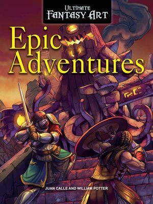 cover image of Epic Adventures