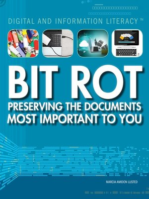 cover image of Bit Rot