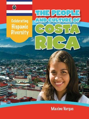 cover image of The People and Culture of Costa Rica