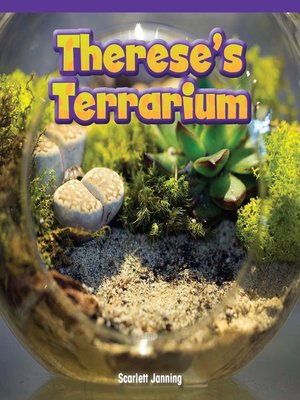 cover image of Therese's Terrarium
