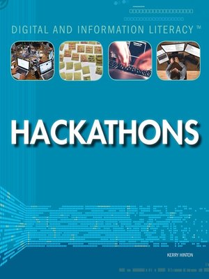cover image of Hackathons