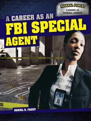 cover image of A Career as an FBI Special Agent