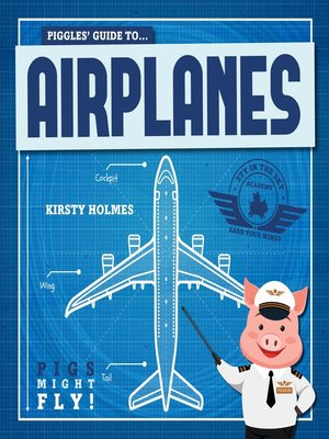 cover image of Piggles' Guide to Airplanes