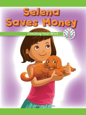 cover image of Selena Saves Money