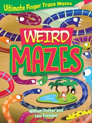 cover image of Weird Mazes