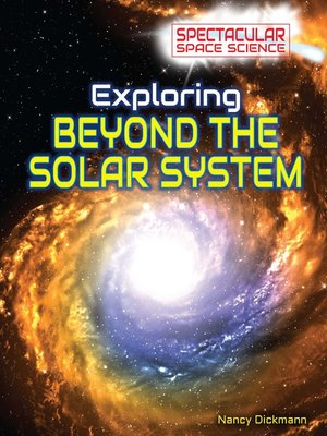 cover image of Exploring Beyond the Solar System