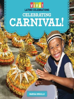 cover image of Celebrating Carnival!