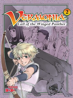 cover image of Vermonia 2: Call of the Winged Panther