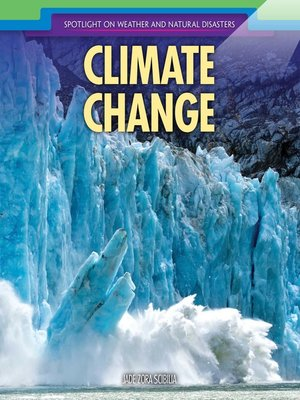 cover image of Climate Change