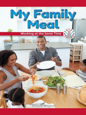 cover image of My Family Meal