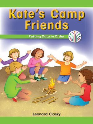 cover image of Kate's Camp Friends