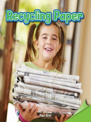 cover image of Recycling Paper