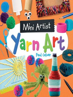 cover image of Yarn Art