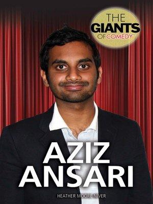 cover image of Aziz Ansari