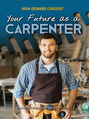 cover image of Your Future as a Carpenter