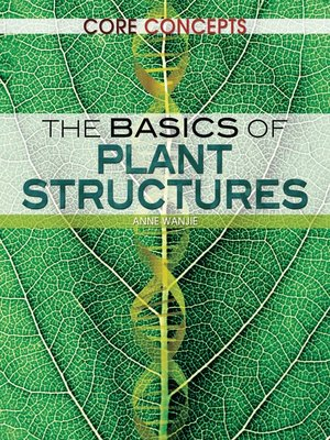 cover image of The Basics of Plant Structures