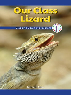 cover image of Our Class Lizard