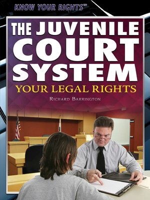 cover image of The Juvenile Court System