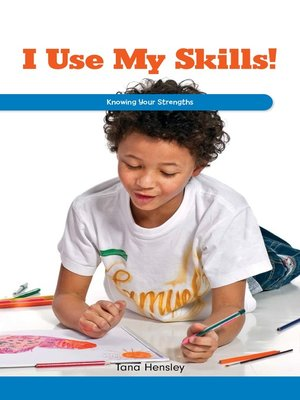 cover image of I Use My Skills!