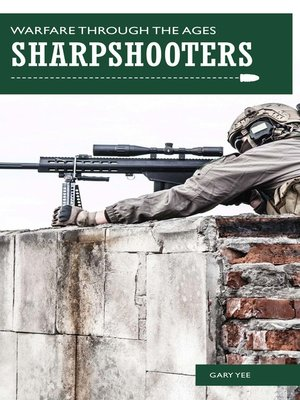 cover image of Sharpshooters