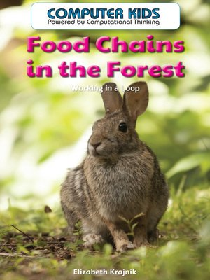 cover image of Food Chains in the Forest