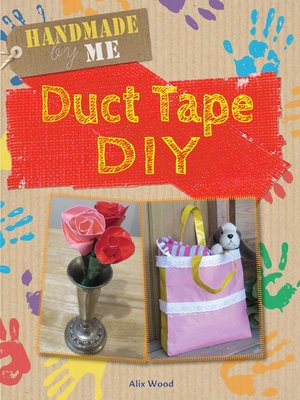 cover image of Duct Tape DIY