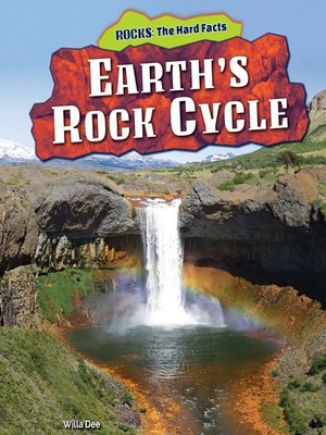 cover image of Earth's Rock Cycle