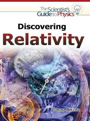 cover image of Discovering Relativity