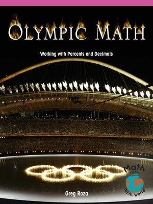 cover image of Olympic Math