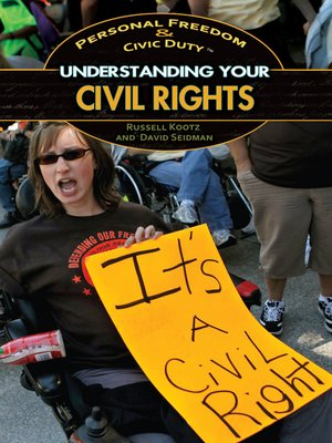 cover image of Understanding Your Civil Rights