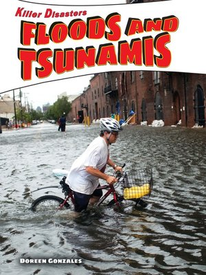 cover image of Floods and Tsunamis