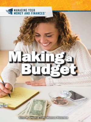 cover image of Making a Budget