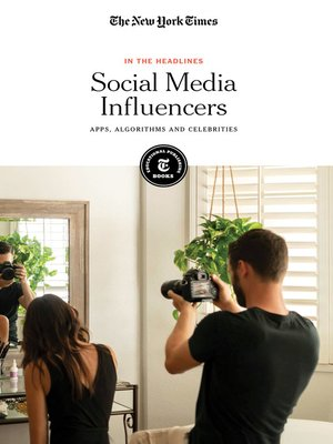 cover image of Social Media Influencers