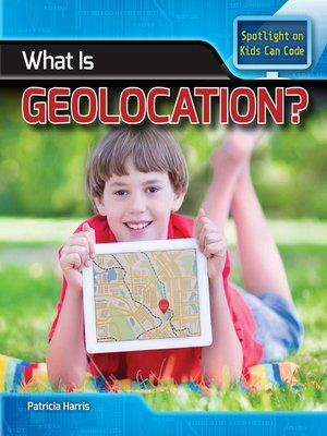 cover image of What Is Geolocation?