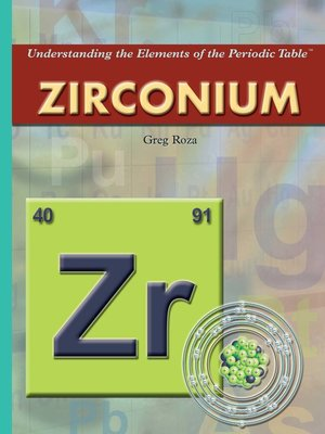 cover image of Zirconium