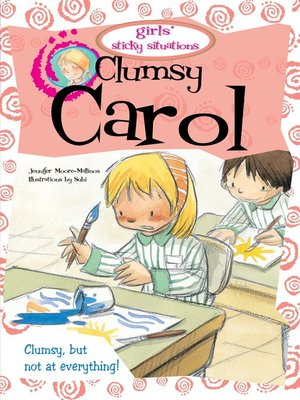 cover image of Clumsy Carol