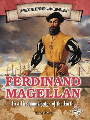 cover image of Ferdinand Magellan